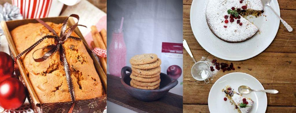 Joulunajan reseptikooste: kaksi kakku ja keksit