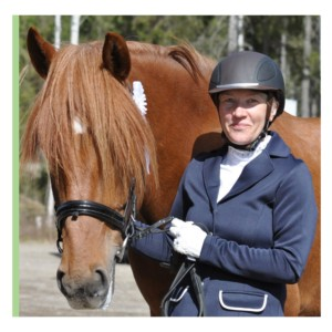 Eija ja hevonen